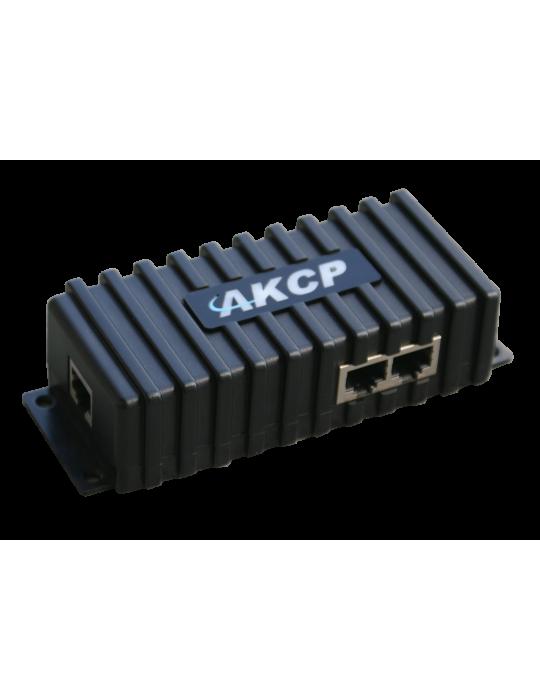Adaptateur IO-Digital8 avec 8 contacts secs via 2 x ports RJ45