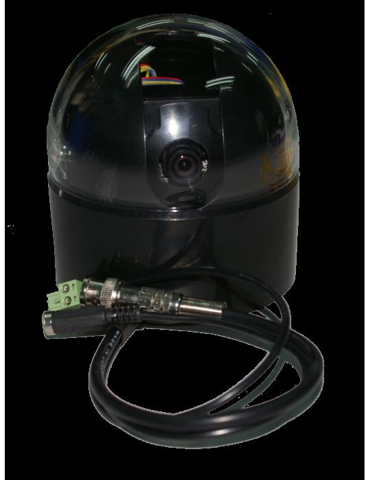 Caméra Pan tilt Dome haute définition - cable 5m