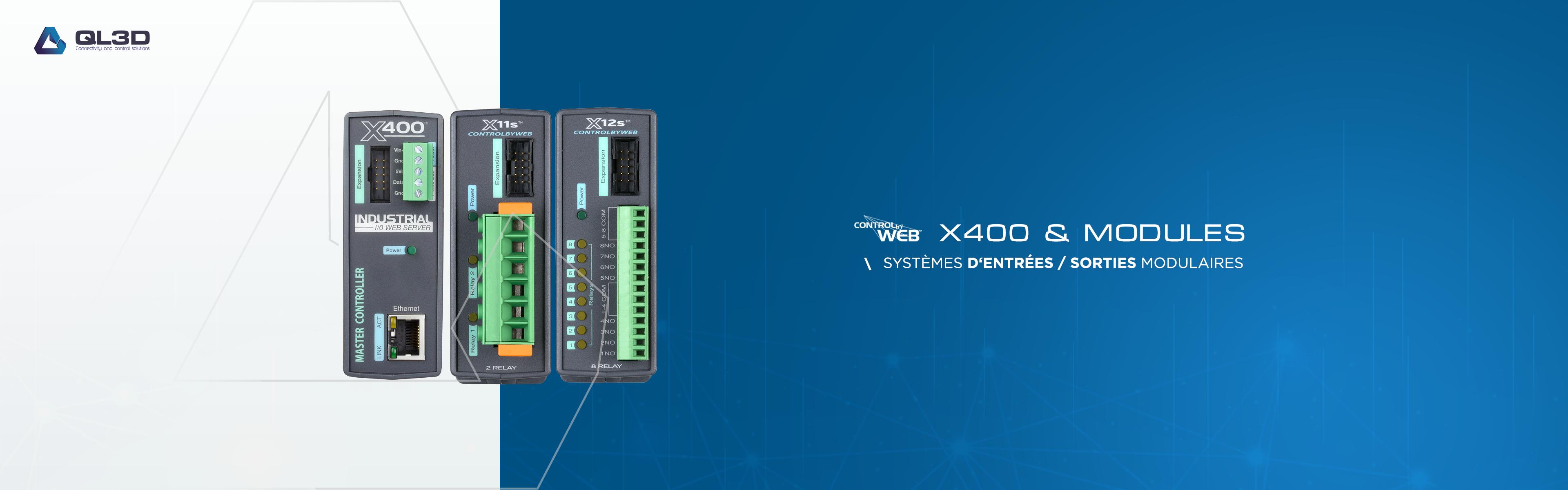 ControlByWeb X-400