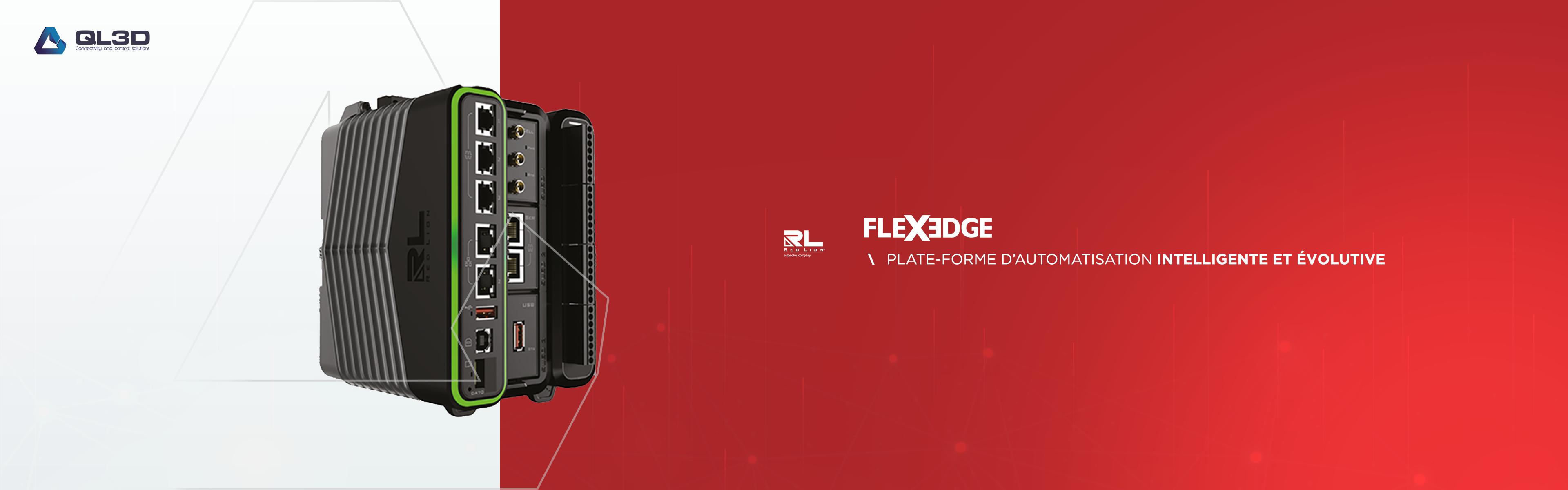 Red Lion FlexEdge